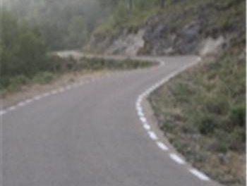 Fomento adjudica varias obras de refuerzo de carreteras por un importe de tres millones de euros