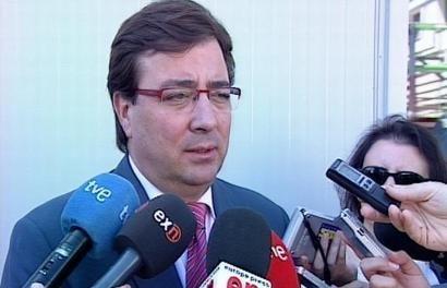 """Vara trasladó a De la Vega la situación en Las Hurdes y aguarda el """"apoyo especial"""" del Gobierno a la zona"""