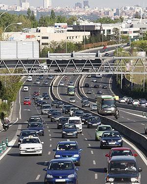 Las carreteras extremeñas registrarán 200.000 desplazamientos en la operación salida de agosto