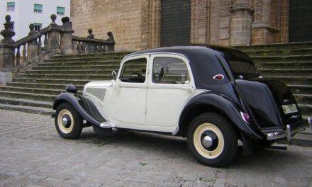 Cáceres acogerá los días 5 y 6 de septiembre una concentración de vehículos antiguos