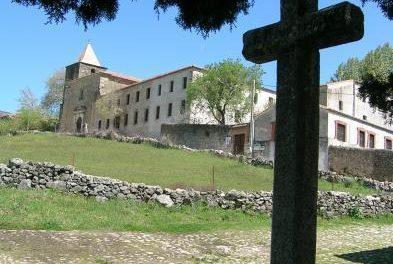 Cultura trabaja en las obras de urbanización de la futura hospedería de San Martín de Trevejo