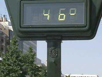 El centro de Emergencias 112 activa la alerta naranja en Extremadura por altas temperaturas de 40 grados