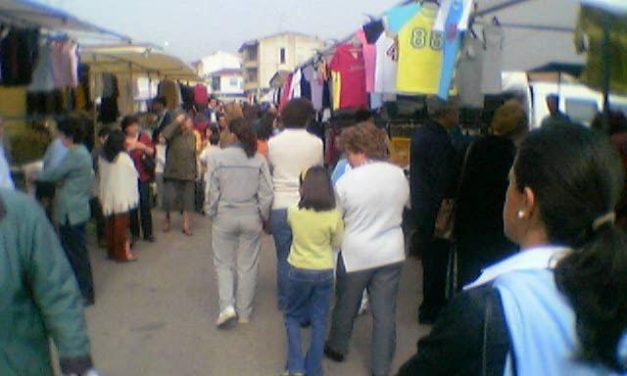 La Policía de Coria vuelve a intervenir en el mercadillo punteros láser peligrosos para la salud