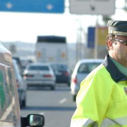 Cerca de 300 agentes participan en la campaña sobre el uso del cinturón de seguridad en Extremadura