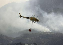 Las llamas han arrasado casi 100.000 hectáreas en lo que va de año, más del doble que en el mismo periodo en 2008