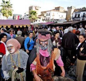 El Encuentro de Juglares de Cáceres aunará más de una centena de actuaciones en las calles de la ciudad