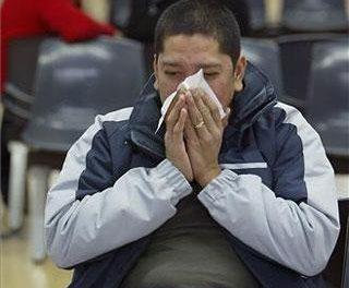 Extremadura registra una tasa de gripe en la última semana por debajo de la media nacional