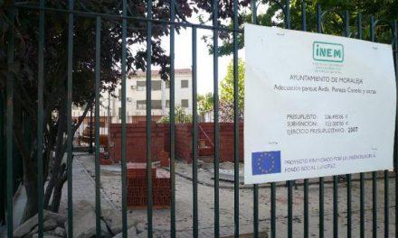El Ayuntamiento de Moraleja cerrará al público por la noche el parque Alfanhuí para evitar actos vandálicos