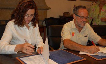 El Ayuntamiento de Plasencia destina 7.200 euros al convenio con el club polideportivo Miralvalle