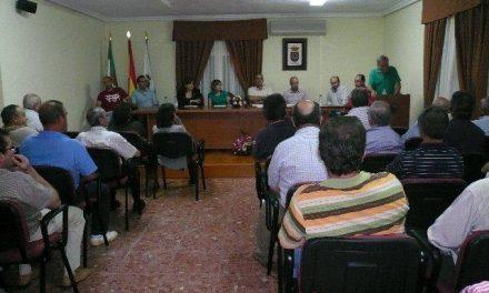 Ana María Soguer es nombrada presidenta de la Comisión Gestora del municipio de Alagón del Río