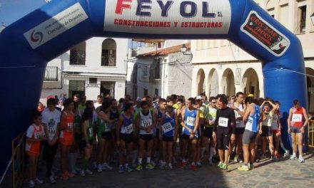 La III subida al Castillo de Portezuelo se celebrará el 8 de noviembre con una distancia de 13,4 kilómetros