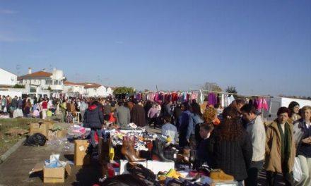 El Ayuntamiento de Cáceres inicia esta semana una ronda de consultas sobre el traslado del mercadillo al recinto ferial