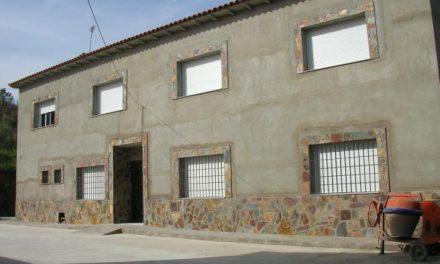 Caminomorisco prevé inaugurar el centro de día en el 2008 aunque necesitan una ayuda para mobiliario