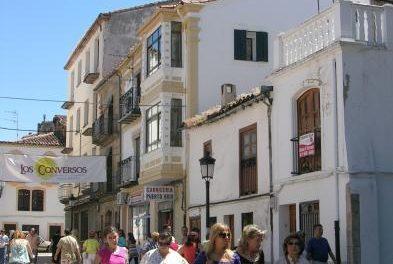 Hervás es uno de los diez destinos turísticos rurales preferidos por los internautas de Top Rural