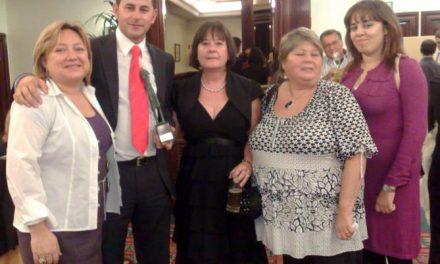 Adesval recibe un galardón en la VII Edición de los Premios Ciudadanos celebrados en Madrid