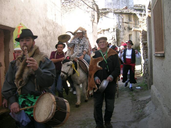 """La alquería hurdana de Mesegal acogerá este domingo la celebración de la fiesta de """"La Carvochá"""""""