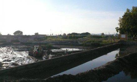 Moraleja prevé que las obras del puente nuevo estén terminadas en los primeros días de diciembre