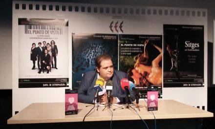 Catorce películas y dos eventos componen la programación de este mes de la Filmoteca de Extremadura