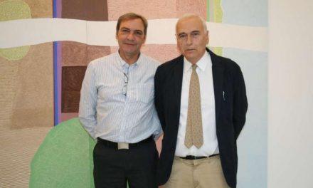 La obra más reciente de Luis Canelo podrá verse en la Sala Santa Clara de Mérida