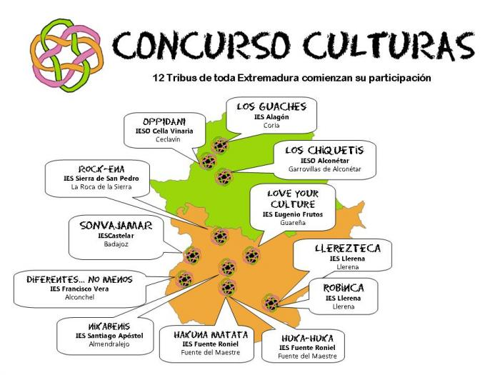 Más de 400 jóvenes participan en las nuevas ediciones de los concursos Culturas y Fotografía digital del Instituto de la Juventud de Extremadura