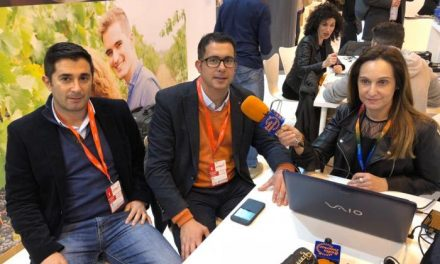Valencia de Alcántara y Marvão presentan conjuntamente en FITUR la plataforma «Rayanos»