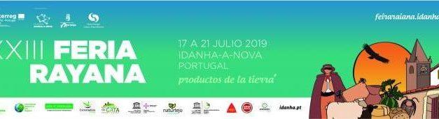 Los productos de calidad serán protagonistas en la próxima edición de la Feria Rayana de Idanha-a-Nova