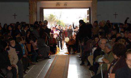 Más de medio siglo de cantares en La Moheda de Gata