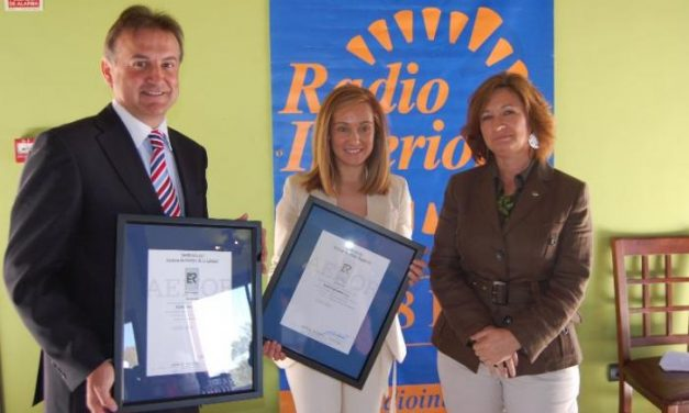 Radio Interior celebra 10 años con el certificado ISO 9001