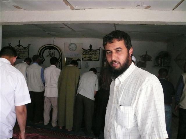 Los imanes llevan barba