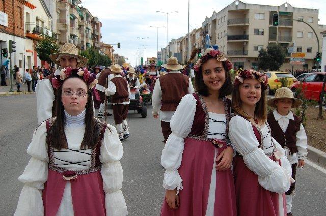 Extremadura vibra a ritmo de Carnaval