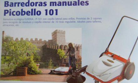 Distribuciones Pascual: Venta de maquinaria industrial de limpieza, aspiradoras, barredoras y fregadoras
