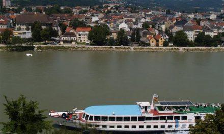 El corazón de Europa desde el Danubio