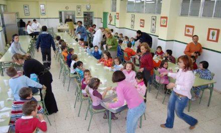 Plasencia pide a la Junta que se concedan becas de comedor a las familias más vulnerables