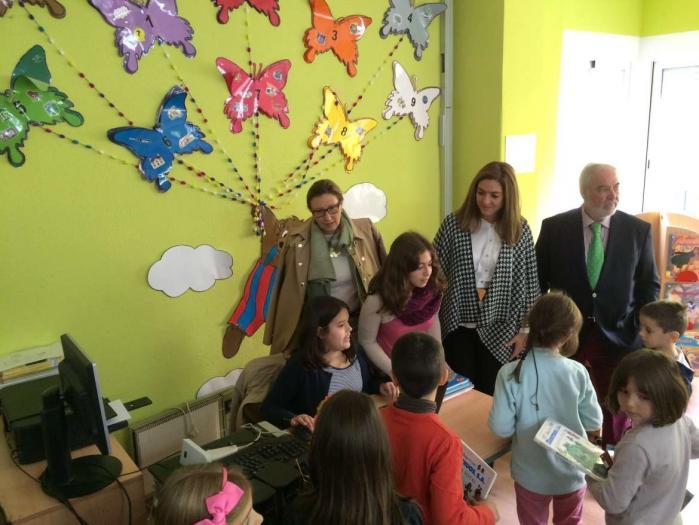 Los cuatro centros escolares públicos de Navalmoral tendrán el próximo curso lectivo comedor escolar