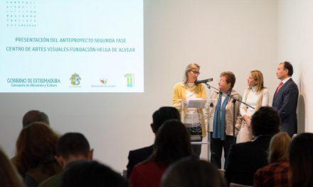 Extremadura contará en 2017 con un centro de artes visuales que situará a Cáceres entre los destinos prioritarios del arte contemporáneo