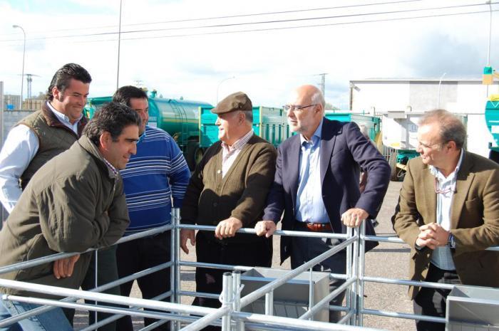 Barrios presenta en Trujillo la Tarjeta de Movimiento Equino para facilitar la movilidad por el territorio nacional