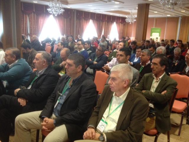 El consejero Echávarri inaugura la I Lonja Nacional del Porcino Ibérico y pide el compromiso de todo el sector para cumplir la Norma de Calidad