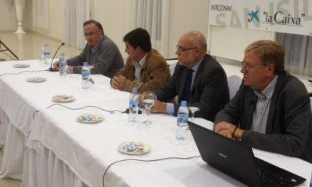 Echávarri recalca la apuesta por el campo con la nueva PAC y el incremento del presupuesto para 2015