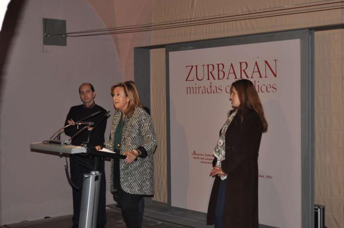 El Museo de Cáceres alberga hasta febrero una muestra que homenajea a Zurbarán en el 350 aniversario de su muerte