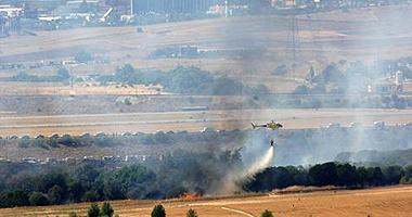 El Infoex interviene en la última semana en 25 incendios forestales