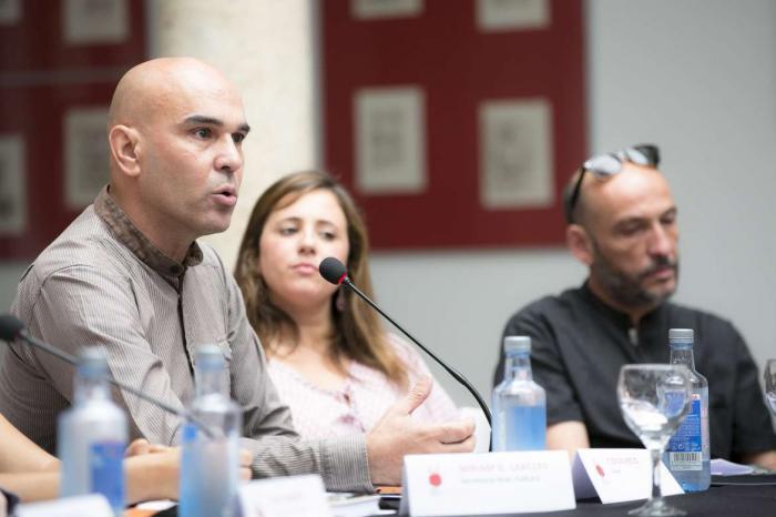 La secretaria general de Cultura afirma que 'El cerco de Numancia' servirá para rendir homenaje a Cervantes en el cuarto centenario de su muerte