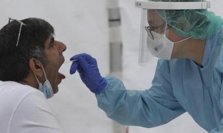 El número de contagios diarios en Extremadura se reduce a cuatro y todos ellos proceden de focos activos