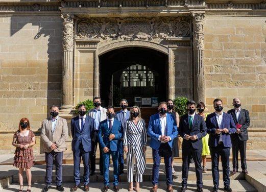 Las Ciudades Patrimonio piden a Pedro Sánchez que los ayuntamientos puedan usar el superávit local