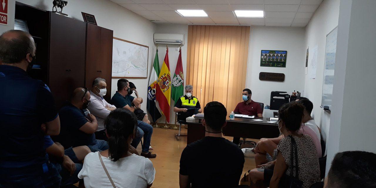El Ayuntamiento de Plasencia recuerda la obligatoriedad del uso de mascarilla en establecimientos hosteleros