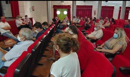 El Partido Socialista defiende en Moraleja una estrategia común de desarrollo con Portugal