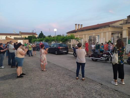 La residencia de mayores San Blas de Moraleja prohíbe las visitas a familiares durante quince días
