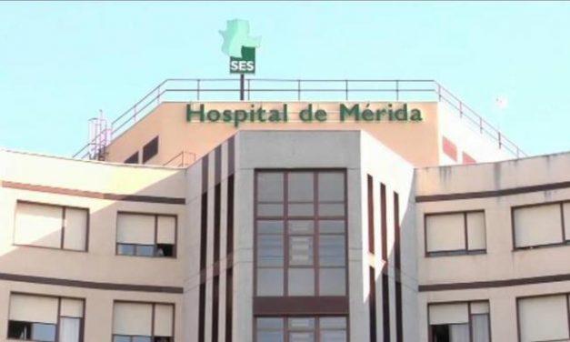 El Hospital de Mérida tiene a 16 personas hospitalizadas y nueve están en la UCI