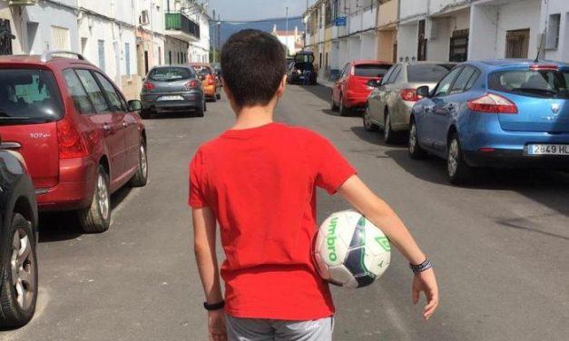 Más de 140.000 niños de Extremadura pudieron salir a la calle tras permanecer 42 días encerrados en sus casas