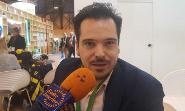 """Óscar Mateos: """"El panorama no es nada halagüeño este verano para Baños de Montemayor"""""""