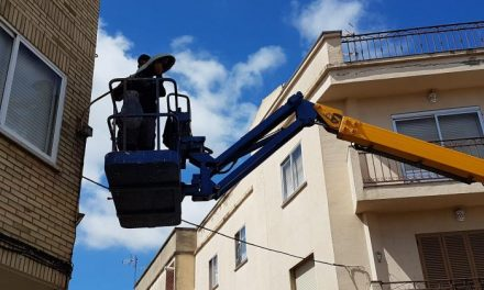 Coria inicia el cambio de luminaria por luces de LED en más de treinta calles de la ciudad